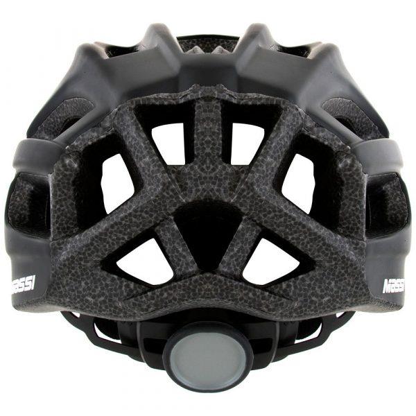 Casque vélo Massi junior noir mixte